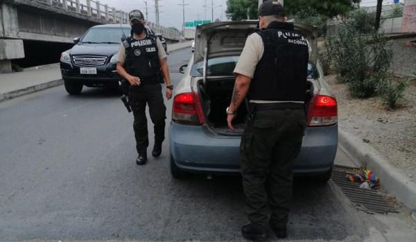 Piratas de carretera Guayaquil