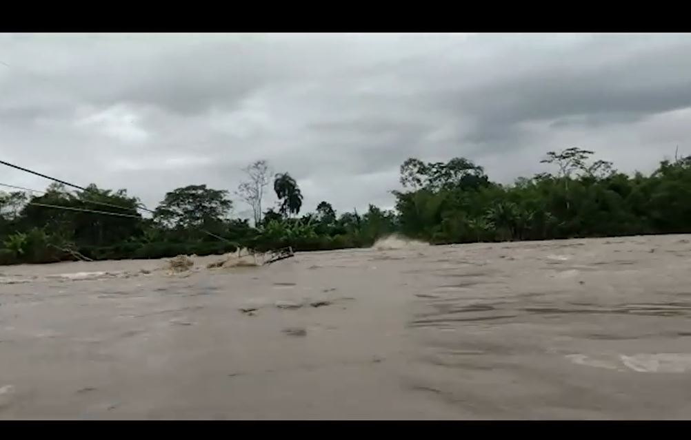tarabita destruida rio aguarico