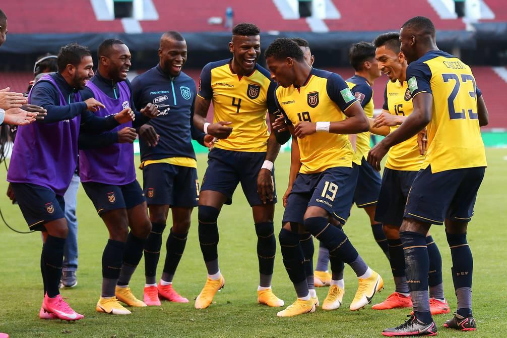 Eliminatorias Ecuador