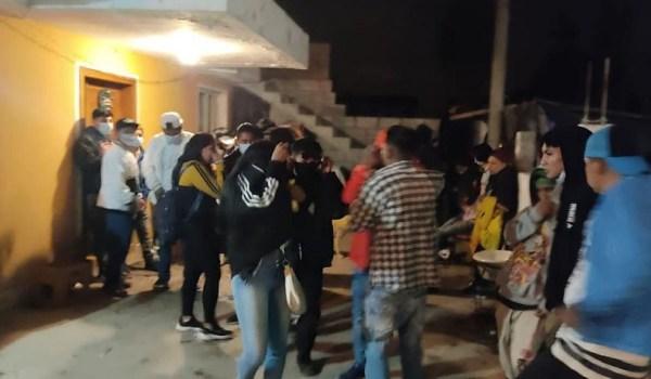 Contagios en Quito