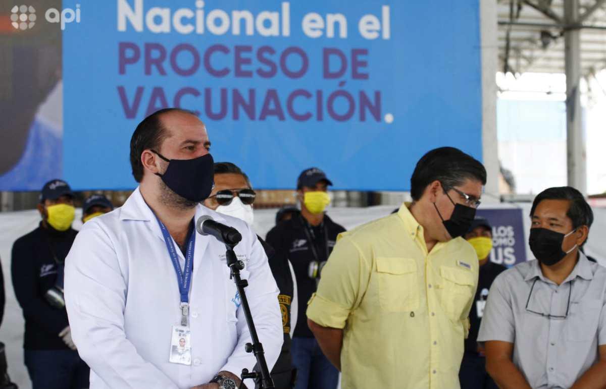 centros de vacunación informe epidemiológico guayaquil