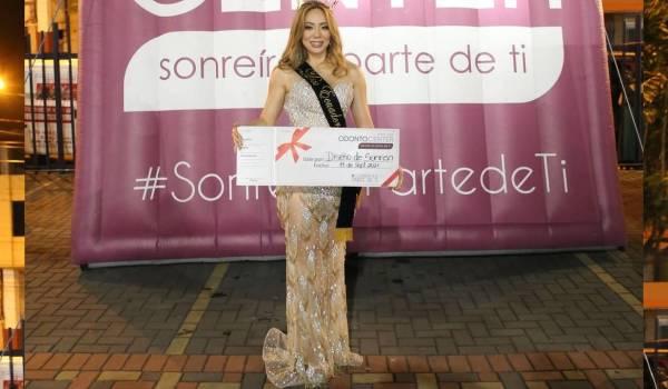 Miss Ecuador Susy Sacoto