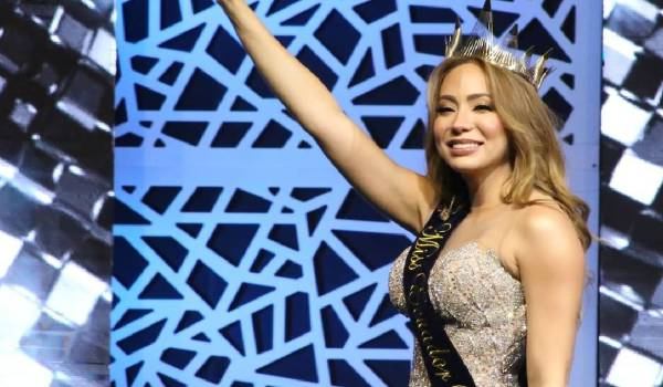 Miss Ecuador 2021 Susy Sacoto