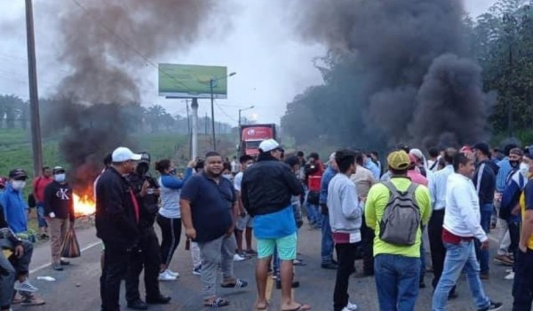 protestas patricia pilar