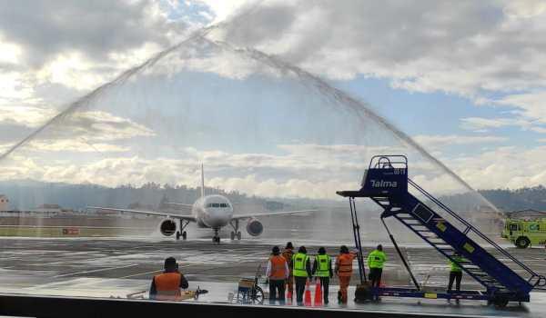 vuelos Quito - Cuenca