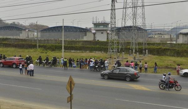 cárceles de Ecuador