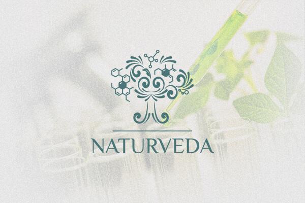 Logo du laboratoire Naturveda à Issoire
