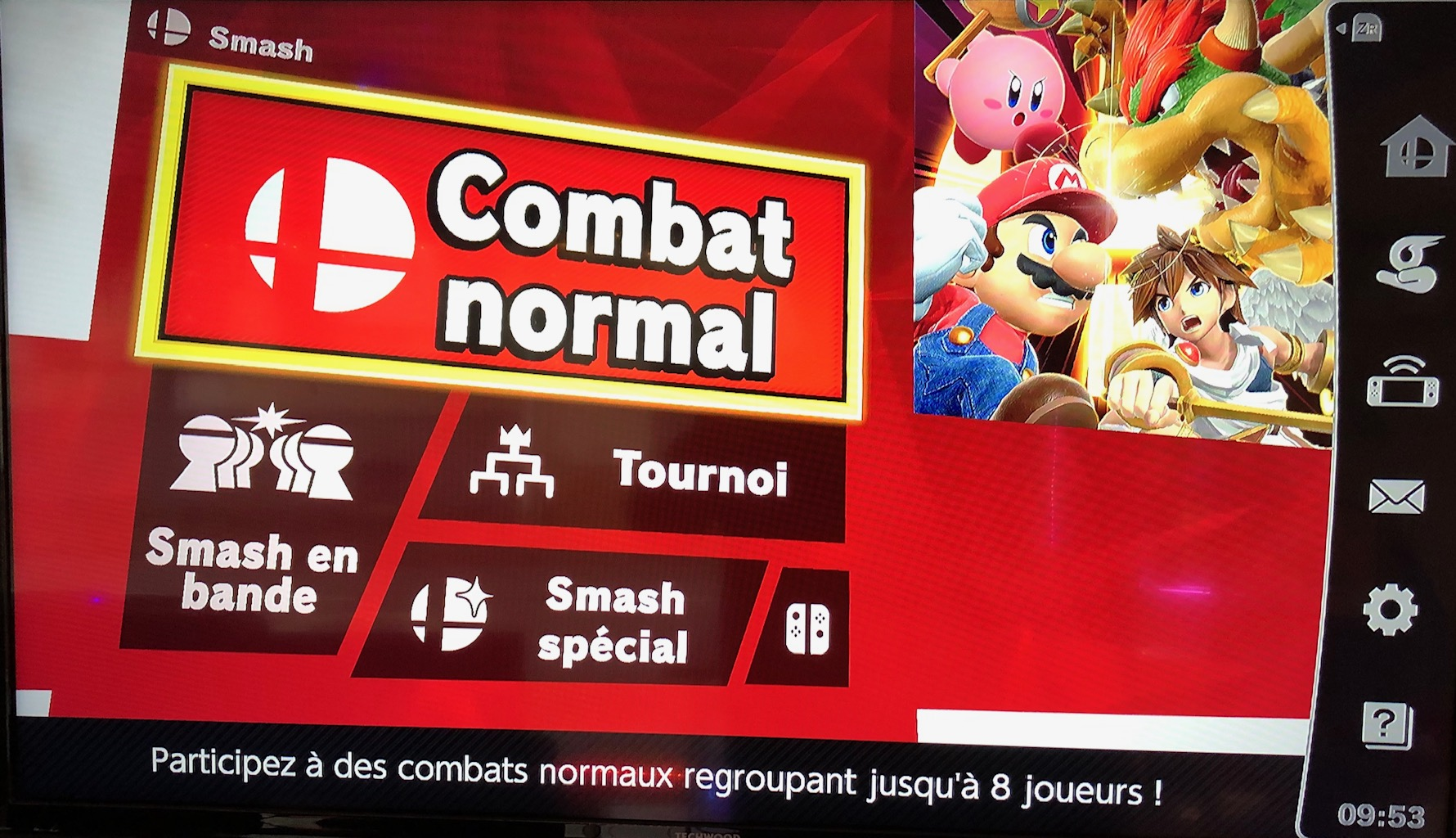 Smash Bros Ultimate chez Quentinfo !!!