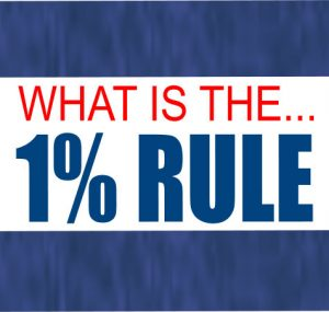 The 1 Per Cent Rule Of Business