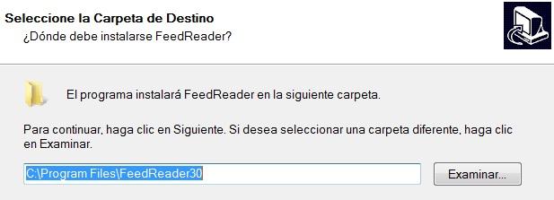 Manual de FeedReader  (6/6)