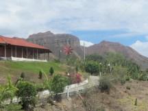 Hiking on the grounds of Izhcaylumha