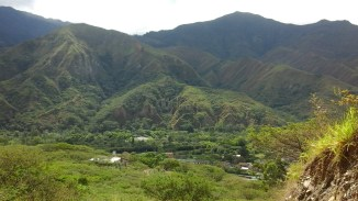 Views from a hiking tour of Vilcabamba