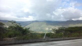 Road to Vilcabamba