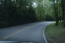Our long and winding road through Tennesee