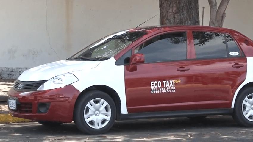 Ecotaxis rojos han sido víctimas de asaltos en lo que va del mes - Que pasa  en Mazatlán
