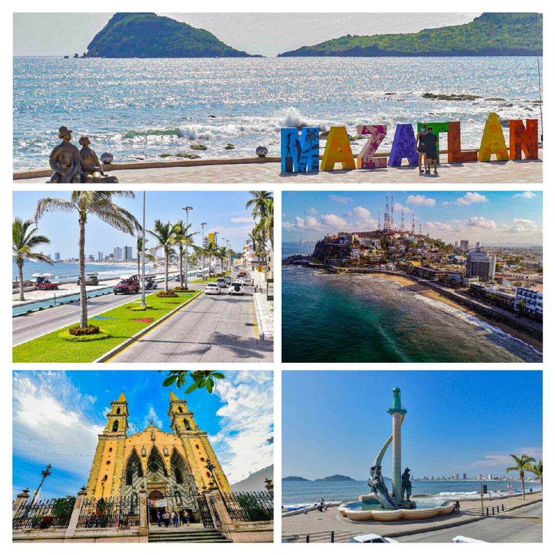 Es Mazatlán el mejor destino turístico en México y Centroamérica - Que pasa  en Mazatlán