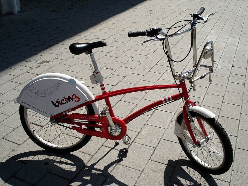 Bicicleta Bicing