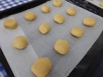 Grantham Gingerbread dough