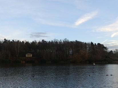 Lake at Clumber Park