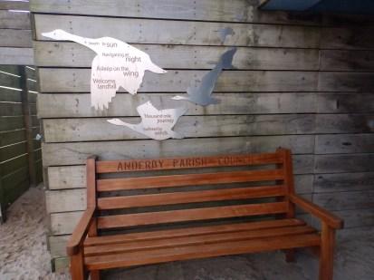 Goose poem = Anderby Creek