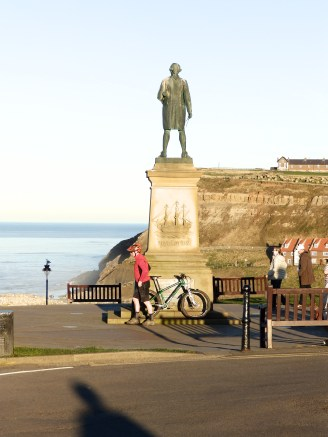 Captain Cook - cycle rack