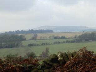 Hills near Matlock, Derbyshire