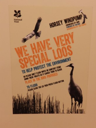 Misleading poster - there were no cranes in there