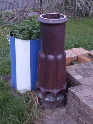 Chimney Pot at Wilford