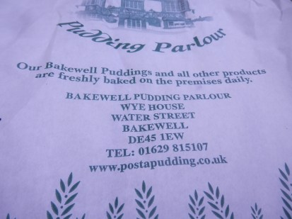 Where to eat your pudding