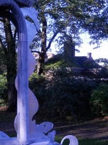 Heron - Hawksley Memorial - Arnot Hill Park