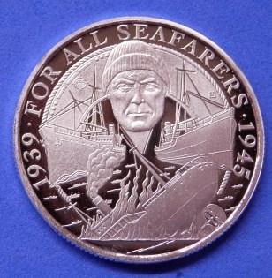 Gibraltar £20 Coin 2016