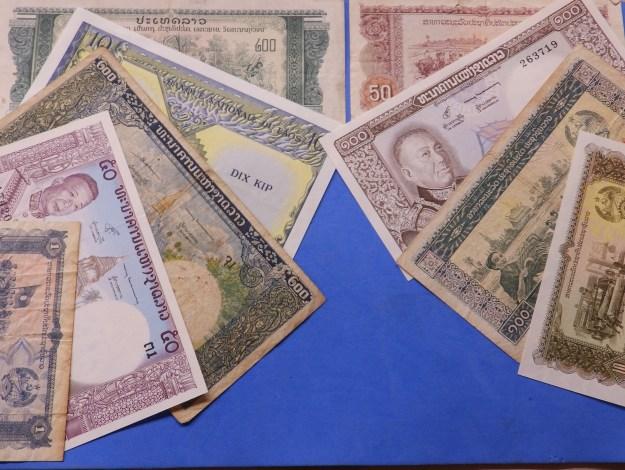 Banknotes of Laos