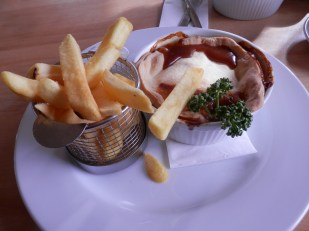 Sausage Pie - Carsington Water