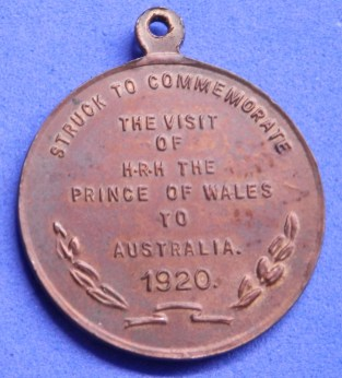 Royal Visit to Australia 1920