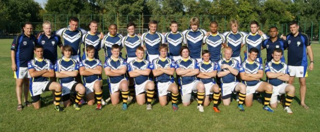 Midlands RL at European Youth Festival