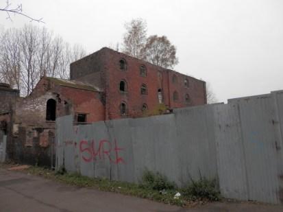 Urban decay in Stoke