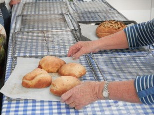 Ciabatta rolls