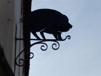 Pork Butcher's Sign