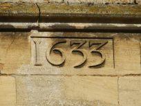 Church tower date