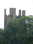 Wingfield Manor - tower