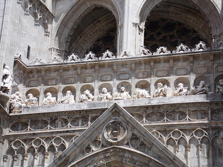 O que fazer em Toledo - Detalhes da Catedral