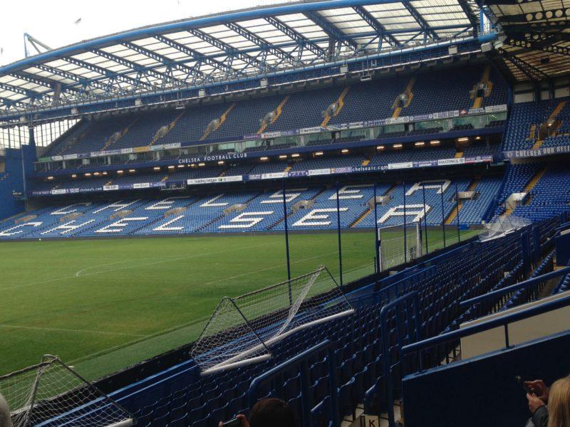 A casa do Chelsea Football Club 2