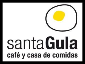 LOGO RESTAURANTES BARCELONA QUE SE CUECE EN BCN SANTA GULA 2