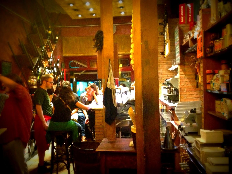 uno de mis favoritos en barcelona restaurante casa lucio