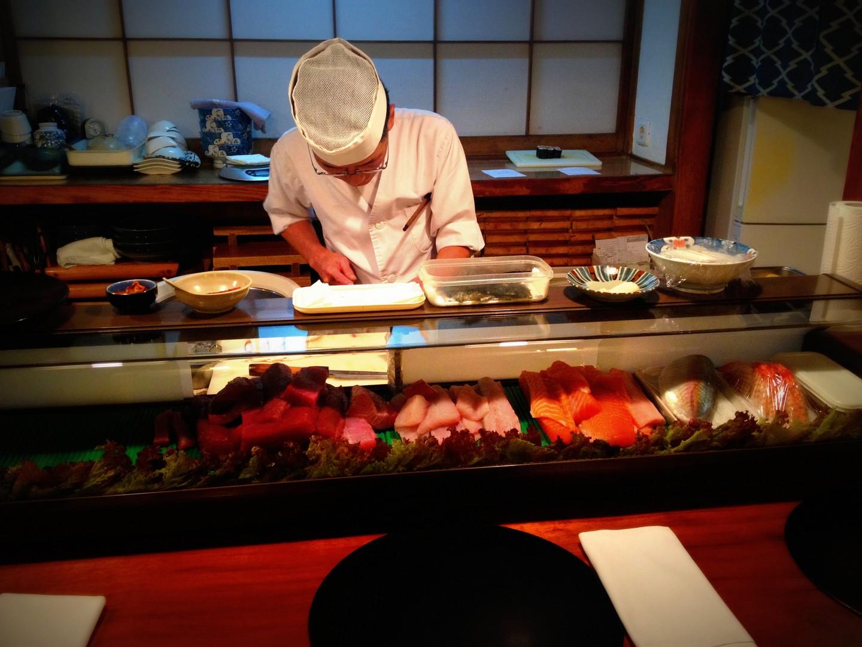 Miraculous Yamadori Restaurante Japones De Barcelona Interior Design Ideas Oxytryabchikinfo