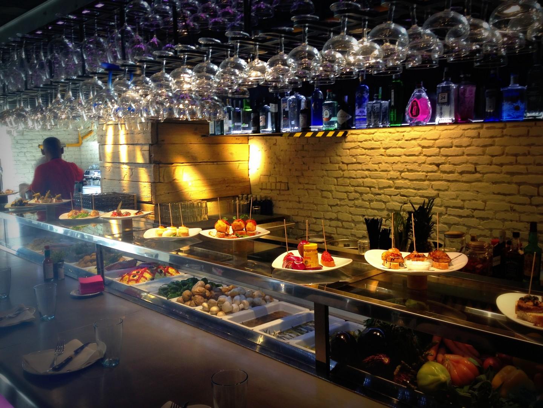 Labarra, el gastrobar que se suma a las rebajasVinos y Restaurantes