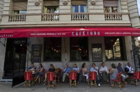 CAFÉ TURÓ BAR RESTAURANTE BARCELONA TERRAZAS EN BCN QUE SE CUECE EN BCN