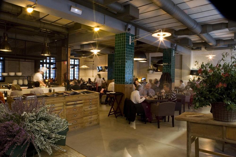 restaurantes con terraza en sant gervasi santal barcelona