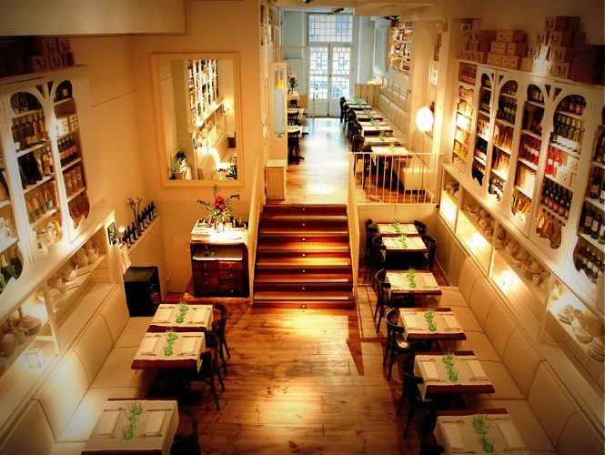 Restaurantes baratos y buenos de barcelona iii for Locales baratos en barcelona