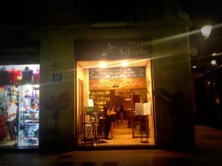 restaurante adagio tapas barcelona carrer ferran ciutat vella que se cuece en bcn (3)